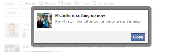 Facebook video chat not working on computer
