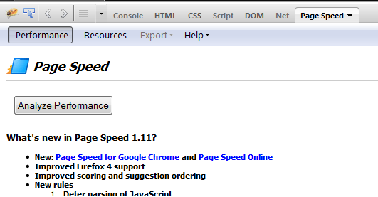 improve page load times