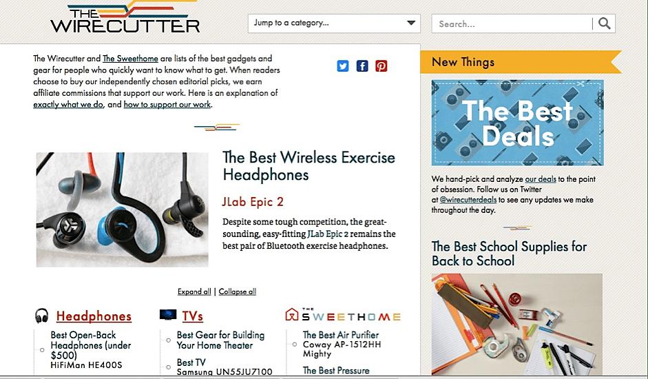 The Wirecutter