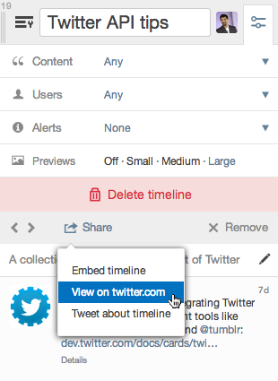 9432b1456 Twitter s New Custom Timeline s And What To Do With Them