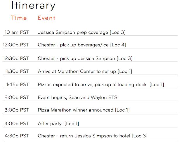 callsheet_itinerary