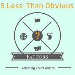 5 Factors Affecting Your Content's Success
