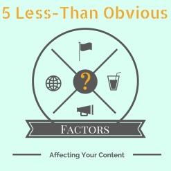 5 Factors Affecting Your Content's Success