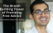 The brand building power of providing free advice from Neil Patel