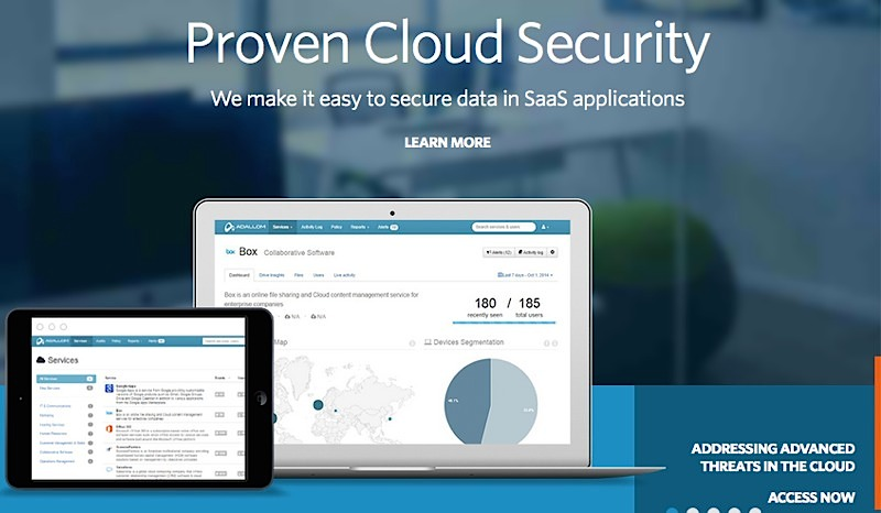 adallom cloud security