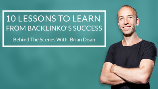 10 Lessons to Learn from Backlinkos Success