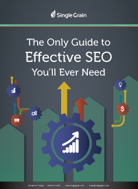The Only Effective SEO Guide