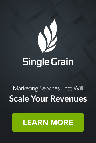 single grain marketing