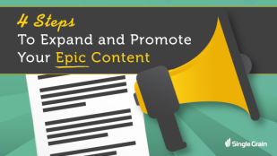 4 steps to expand and promote your content