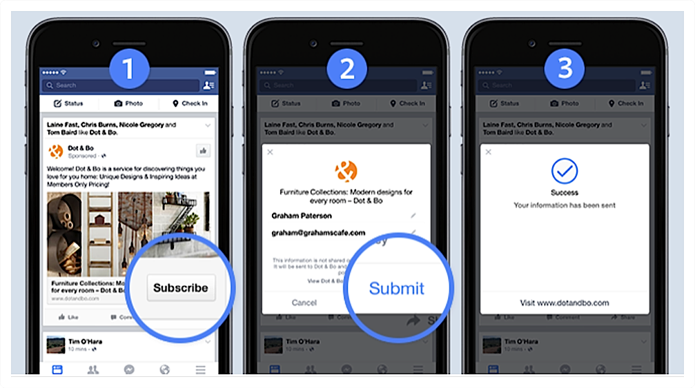 Facebook Lead Ads: How to Increase Mobile Conversions