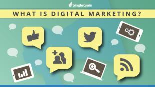What is digital marketing