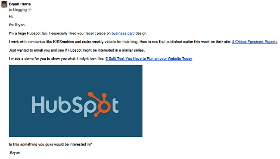 9 Cold Email Case Studies