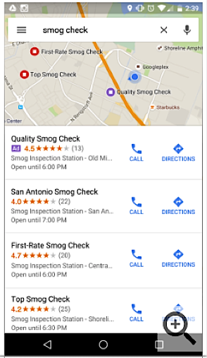 How to Set Up Google AdWords Ads in Google Maps