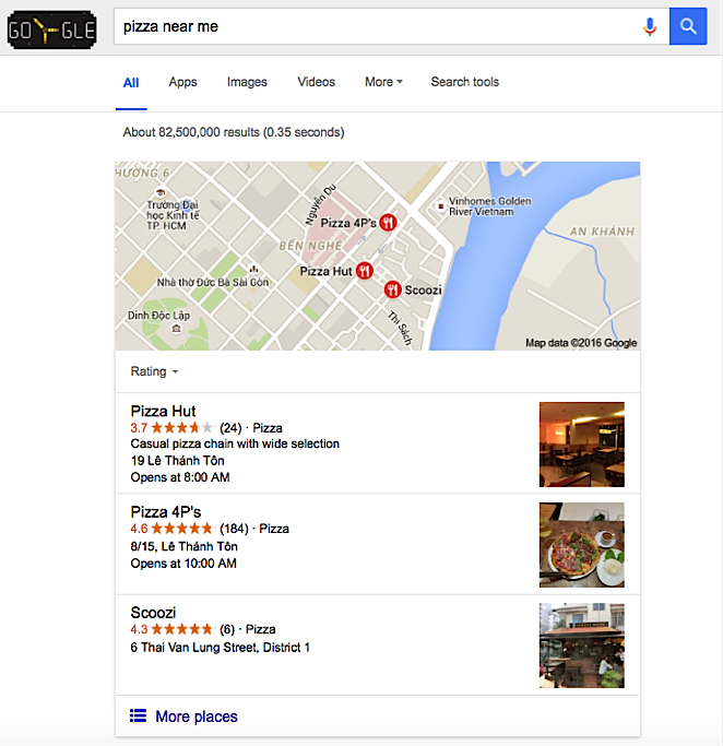 How to Set Up Google AdWords Ads in Google Maps6