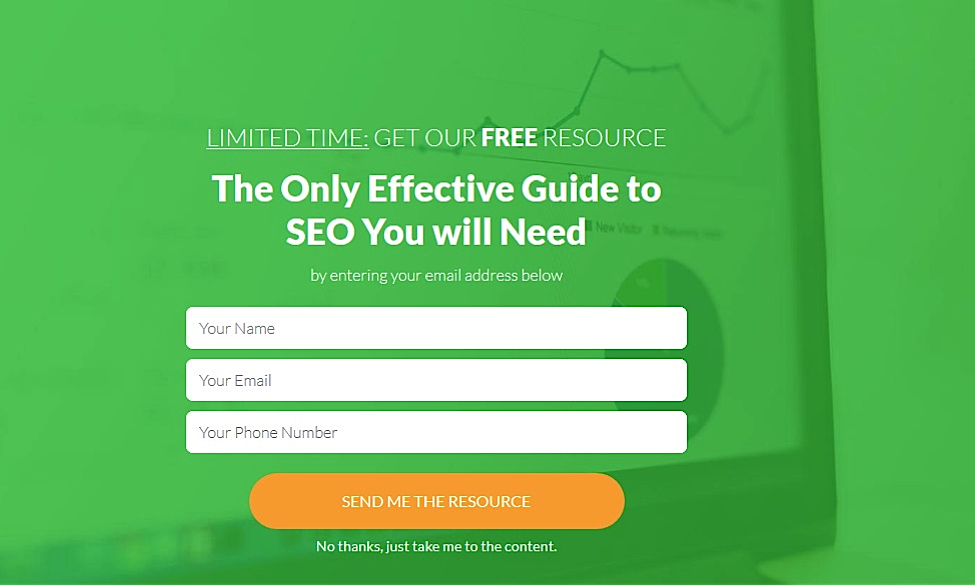 How to Use Scarcity on Landing Pages