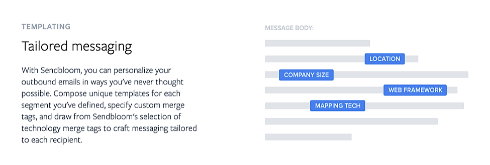 best sales automation tool sendbloom tailored messaging