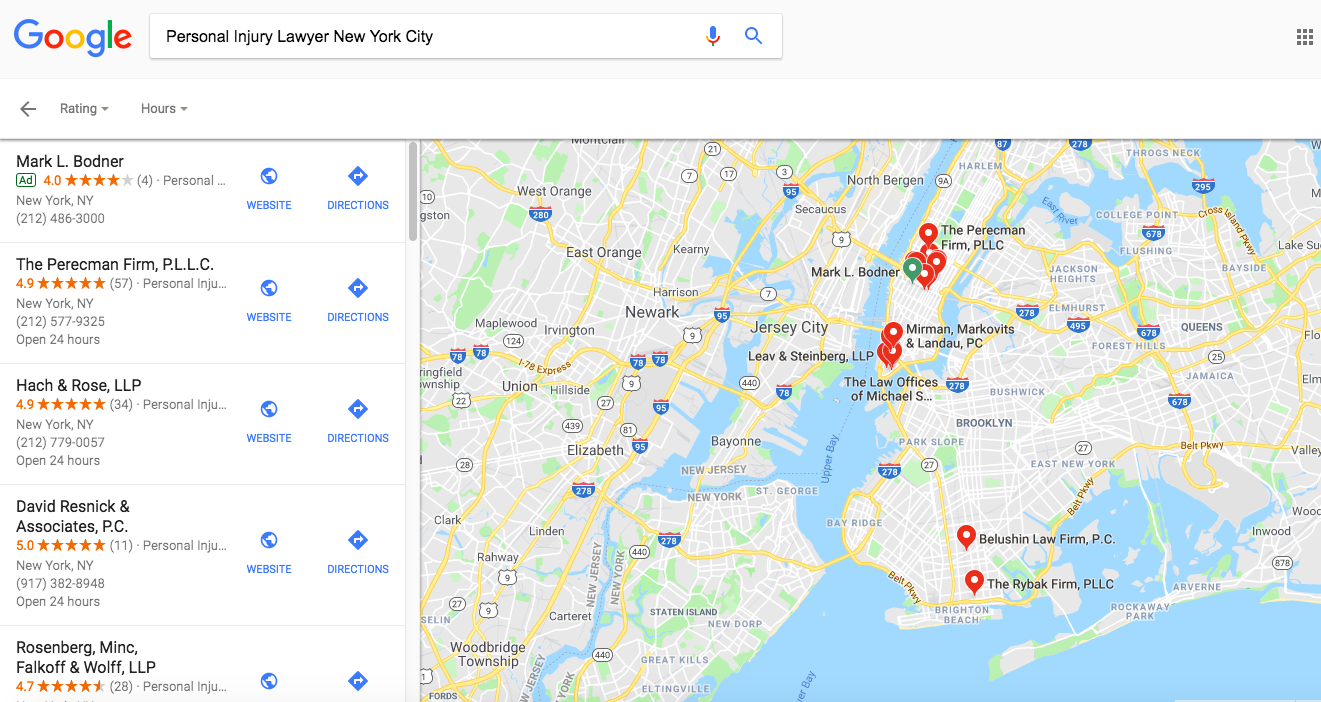 How To Set Up AdWords In Google Maps AdWords