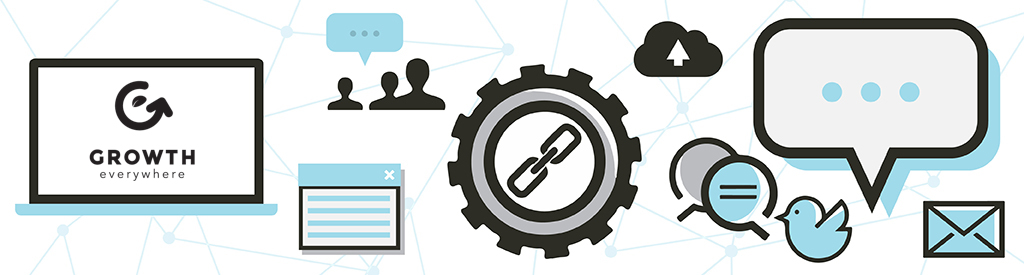 What is link roundup link building