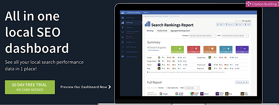 Free Local SEO Tools for Small Businesses Bright Local