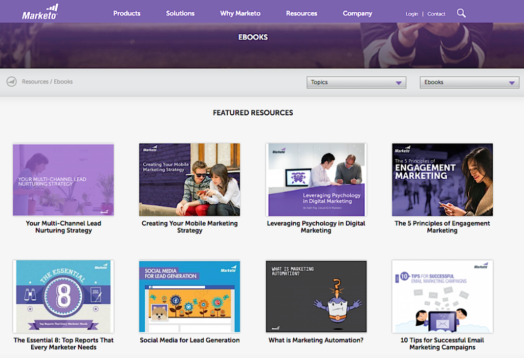 marketo-ebook-resource-page