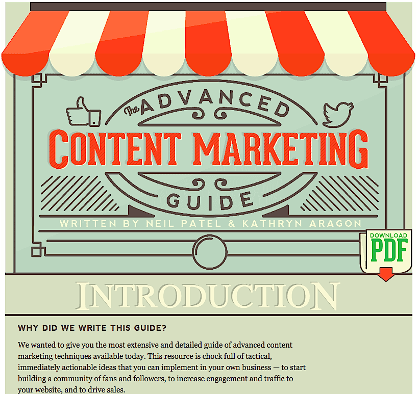quicksprout-advanced-content-marketing-guide