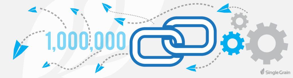 Analysis of 1 Million Backlinks - Lyft