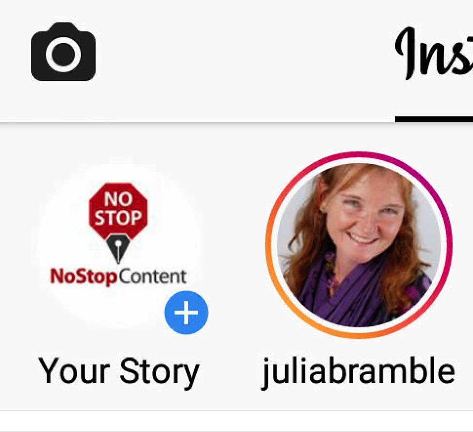Instagram Stories(5)