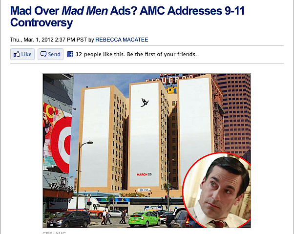 Mad Men billboard