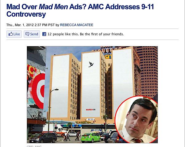 Mad Men billboard