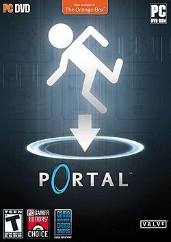 Portal game standalone box