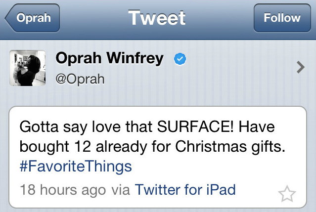 oprah-surface-tweet