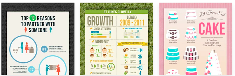 99Designs infographics