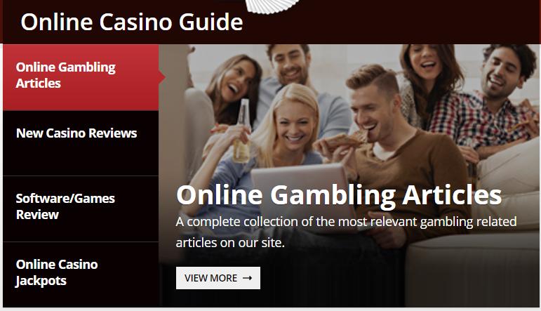 CasinoRoom 5 Wizard of Odds Content