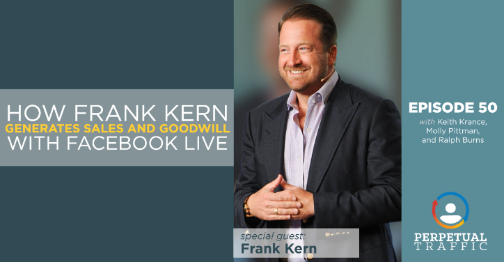 Dominate Web Media podcast with Frank Kern
