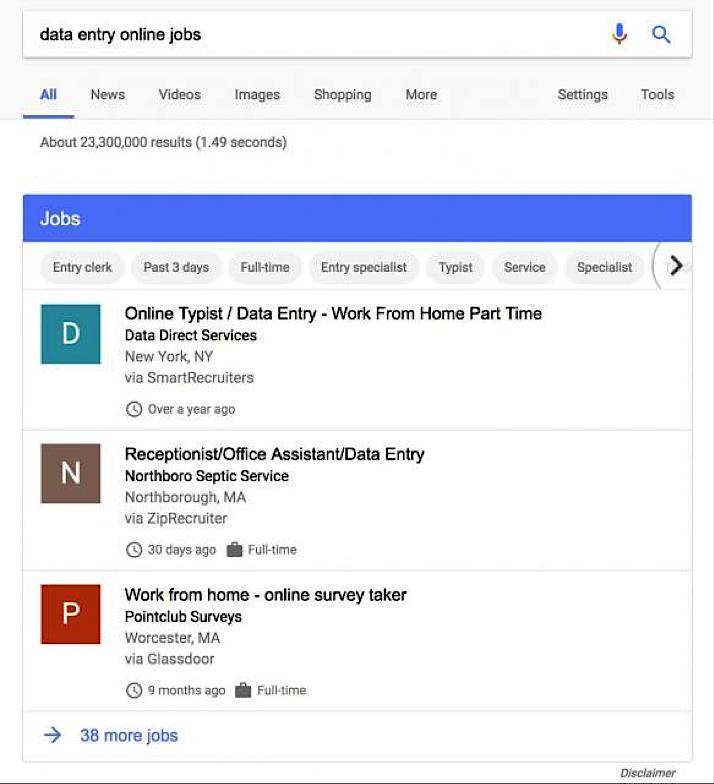 Google's Integrating a New Job Portal into Search2