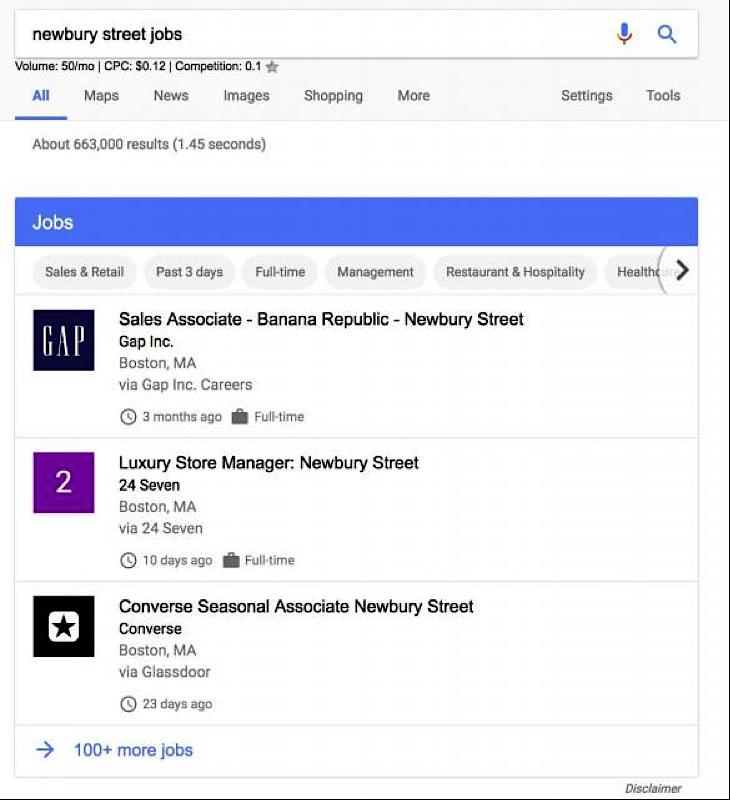 Google's Integrating a New Job Portal into Search3