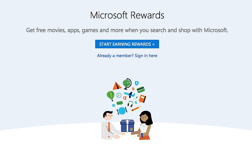 Microsoft Rewards Is Paying More People to Use Bing - Single