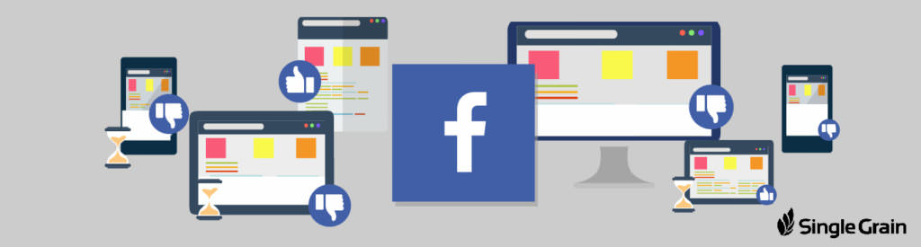 Facebook to start penalizing slow loading pages