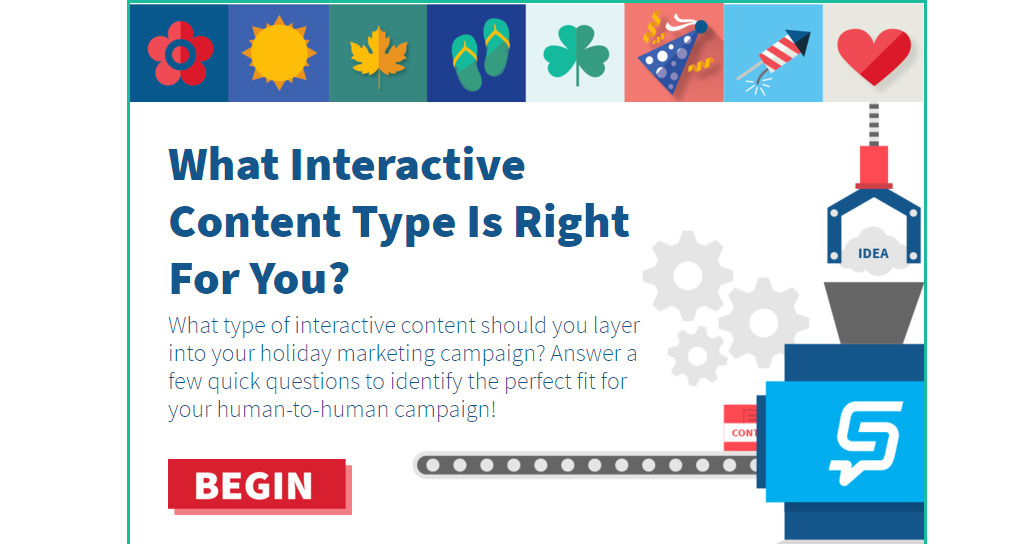 12 assessment type interactive content