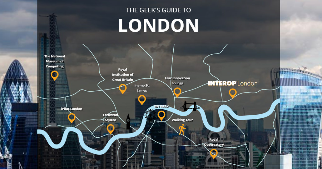 2 london interactive infographic