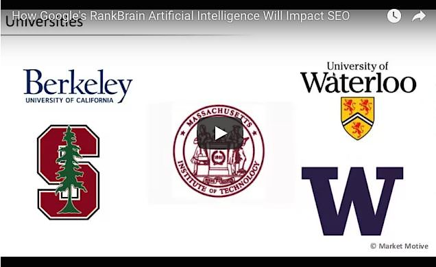 How Google's RankBrain Artificial Intelligence Will Impact SEO