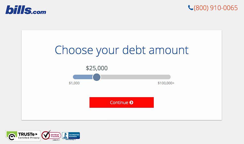 bills-dot-com-landing-page-example