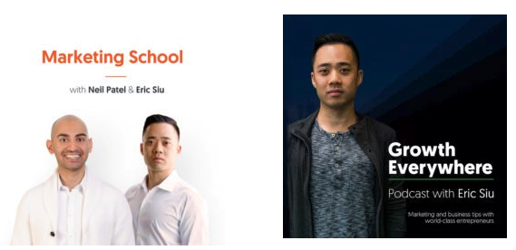 Eric Siu Podcasts
