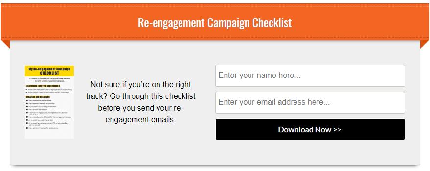 checklist emailmonks