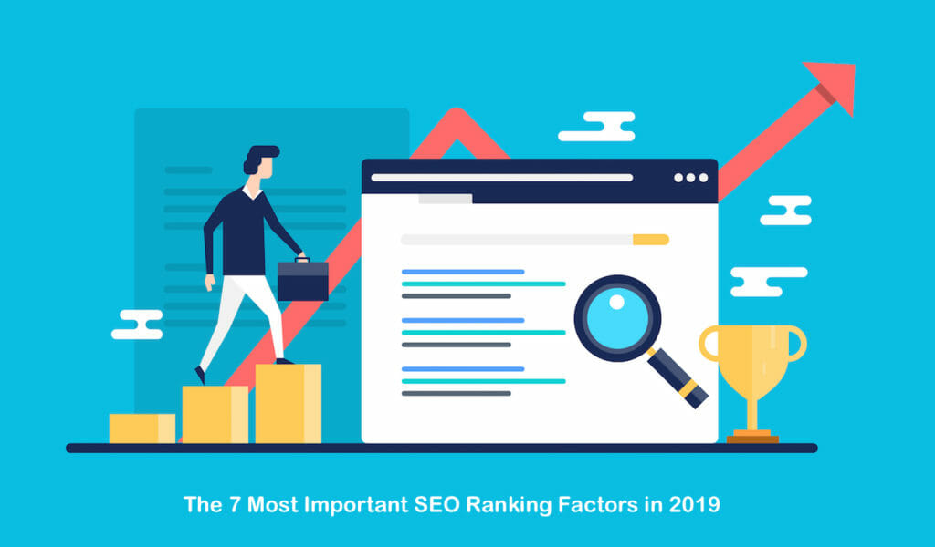 SG - The 7 Most Important SEO Ranking Factors in 2019