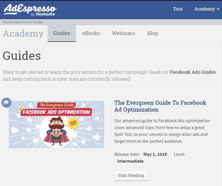 Adspresso Guides