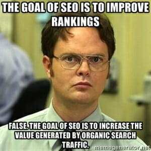 The Goal Of SEO