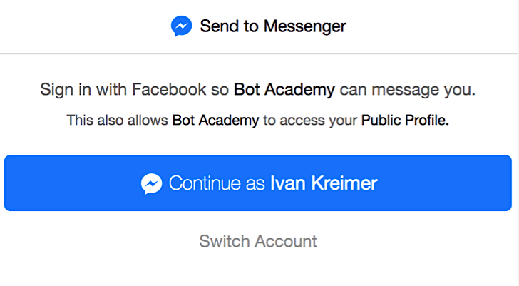 How to Build Facebook Chatbot4