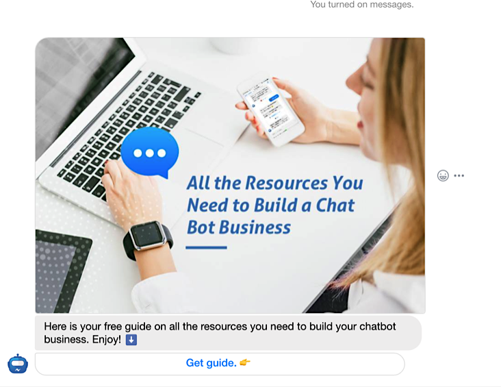 How to Build Facebook Chatbot5