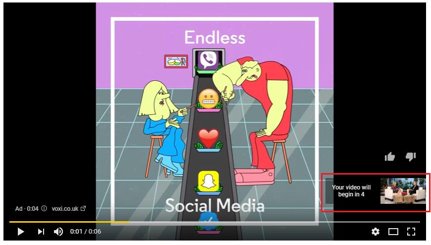 bumper youtube ads